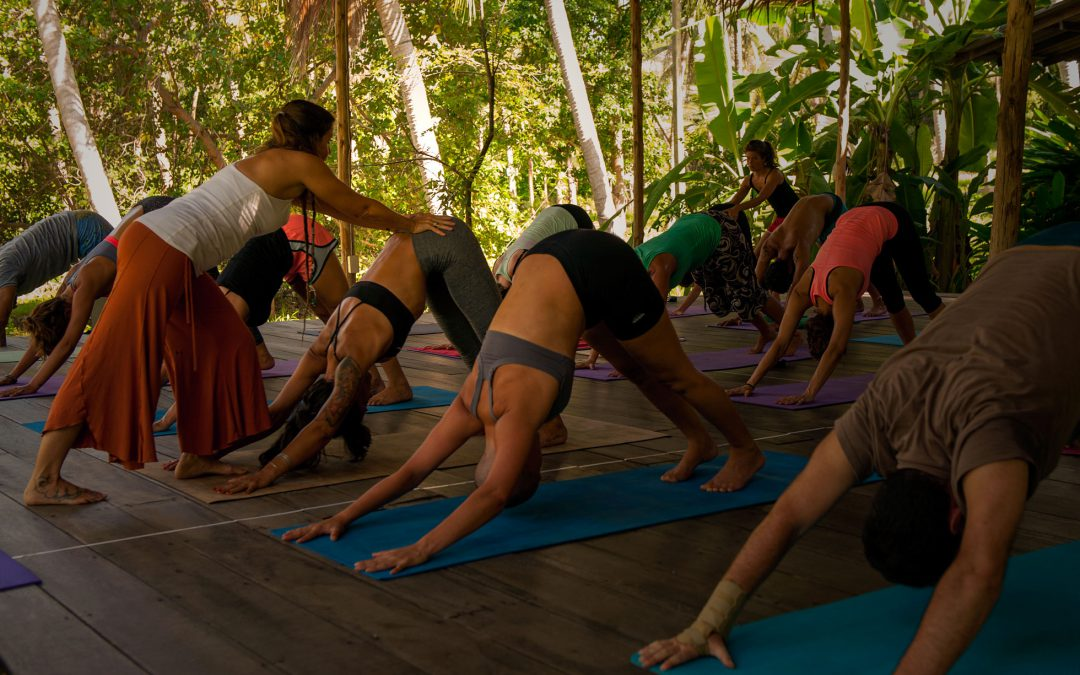 Tantra Yoga Teacher Training Thailand
