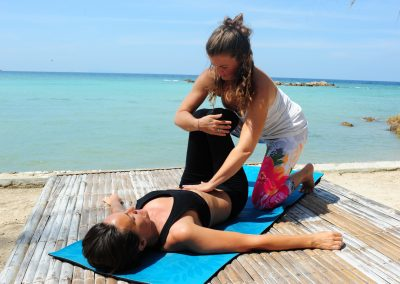 Chi Nei Tsang Abdominal Massage