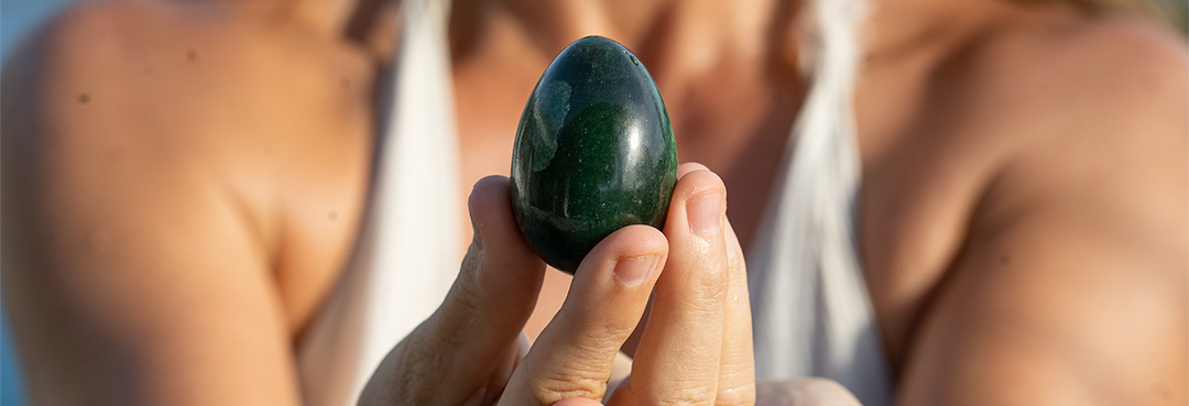 Tantric Yoga and The Use of the Jade Egg